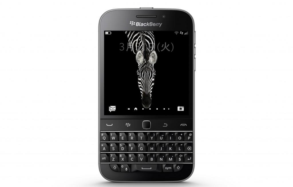 BlackBerry用にOCN モバイル ONE 音声対応SIMを導入
