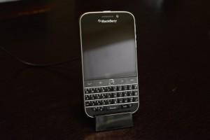 BlackBerry Classicが到着
