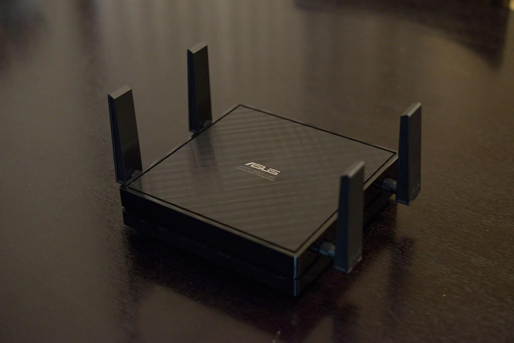 自宅Wi-Fi環境を改善すべく、「ASUS EA-AC87」を導入