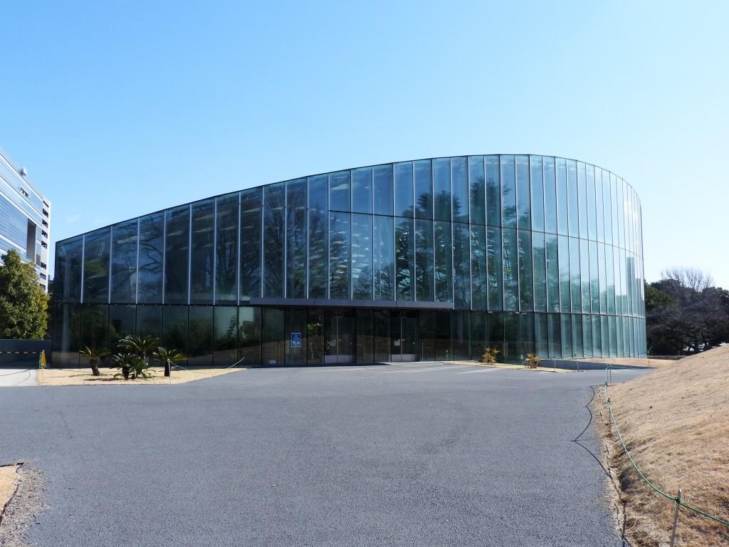 新宿御苑大温室へ写真授業の下見に行ってきました。冬でも暖か!