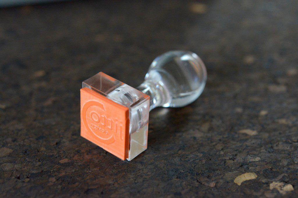 【Podea】レーザー彫刻でスタンプを制作