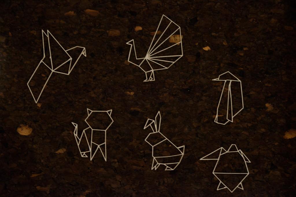 【Podea】レーザーカッターPodea-01の切断精度を切り絵でチェックしました