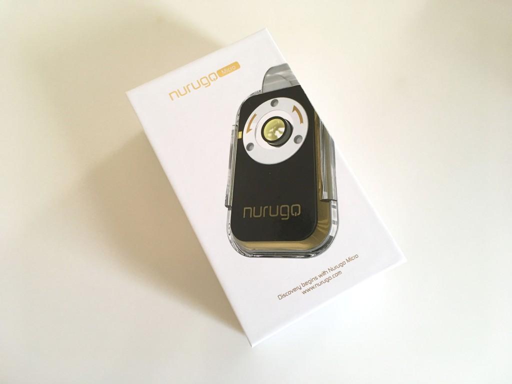Makuakeで支援した「Nurugo Micro」が届いた