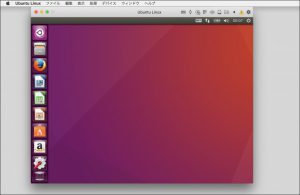 Parallels Desktop 12 for MacにUbuntu16.04をインストールする