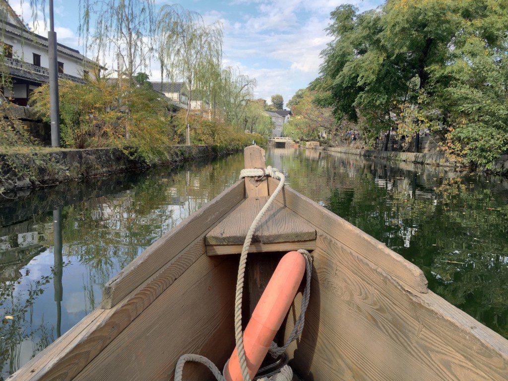 直島(香川県)・尾道(広島県)・倉敷(岡山県)を2日間で旅した