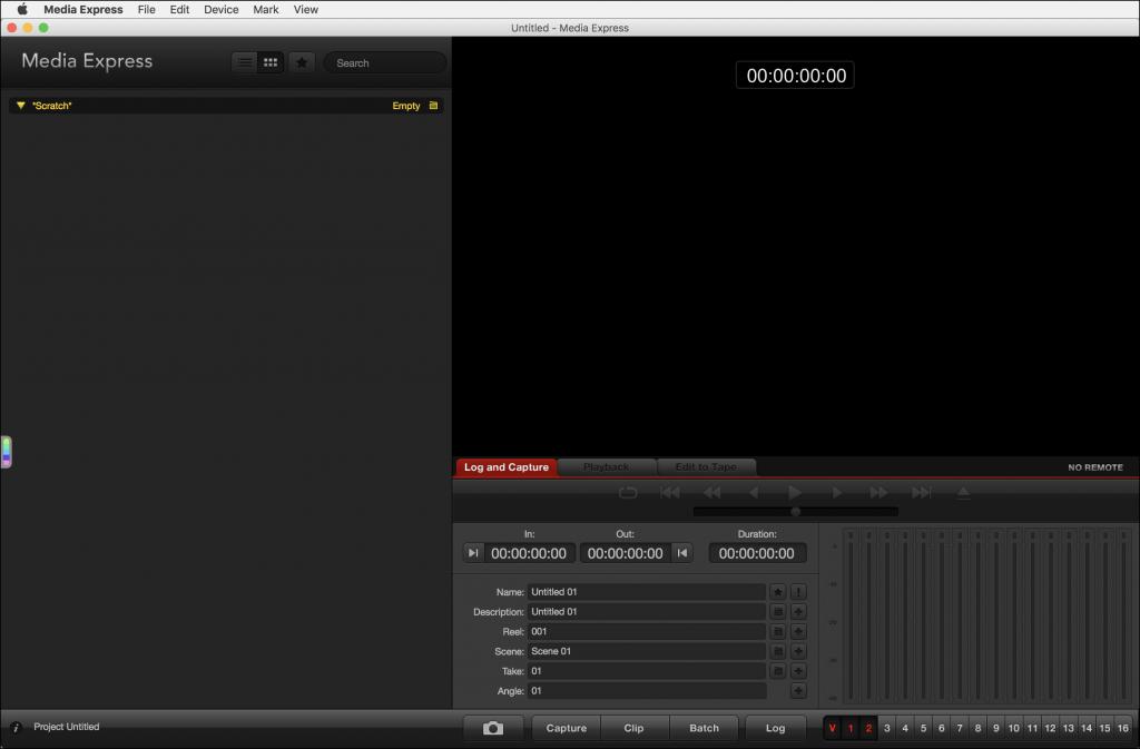 HDMI出力をMacBook Proに取り込む「Blackmagic Design H.264 Pro Recorder」