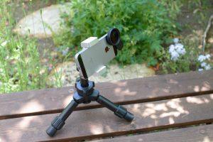 iPhone用の偏光レンズフィルター「AUKEY PF-C1」をレビュー
