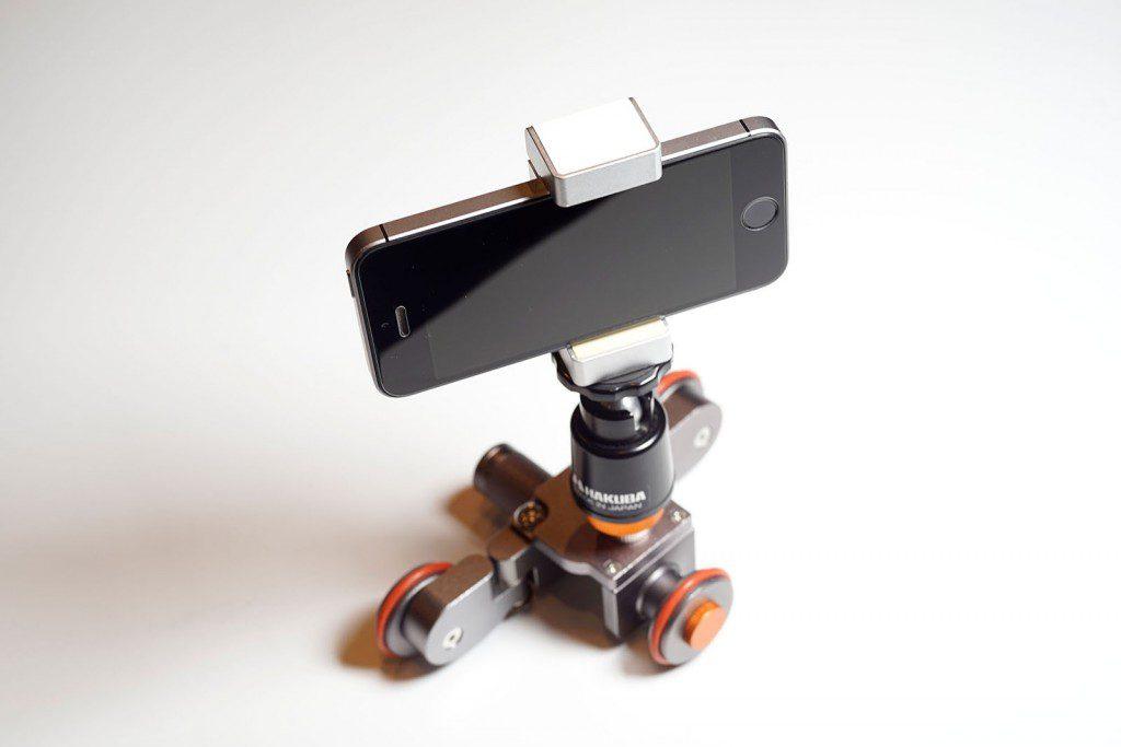 Andoerの格安電動ドリーを使ったドリー撮影