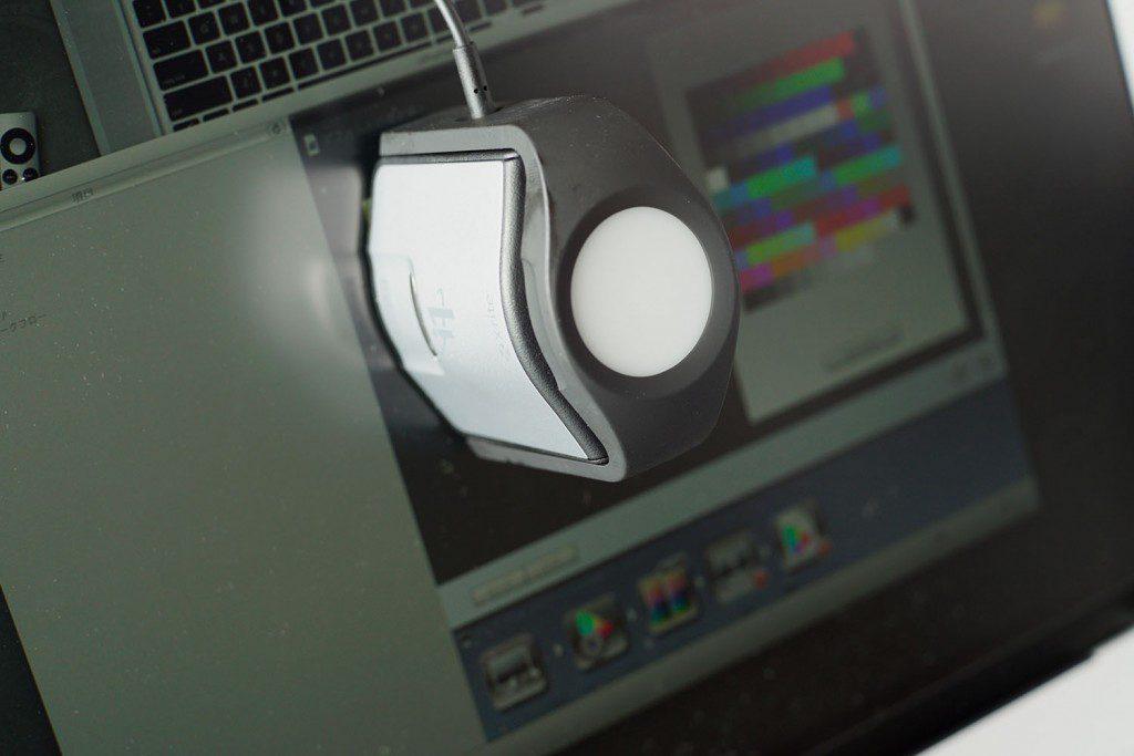 MacBook Pro 2018のTrue Toneをオフにしてキャリブレーション