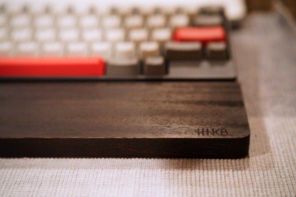 HHKB(キーボード)のパームレストを作りました