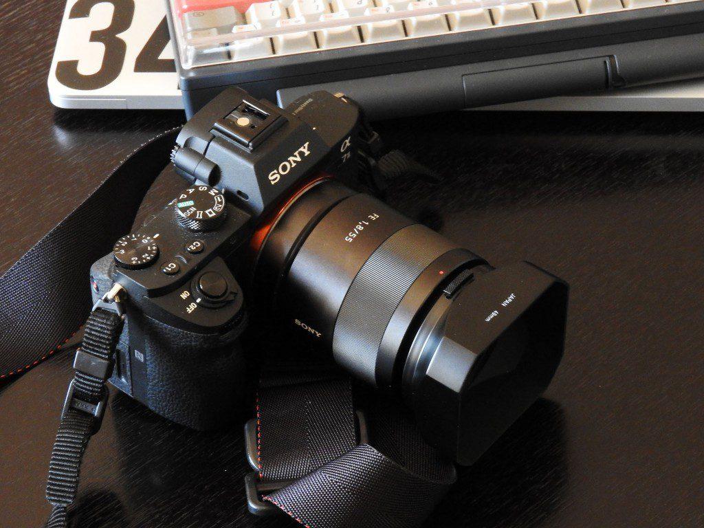SONY  Sonnar T* FE 55mm F1.8 ZAはZEISSらしい満足できるレンズ