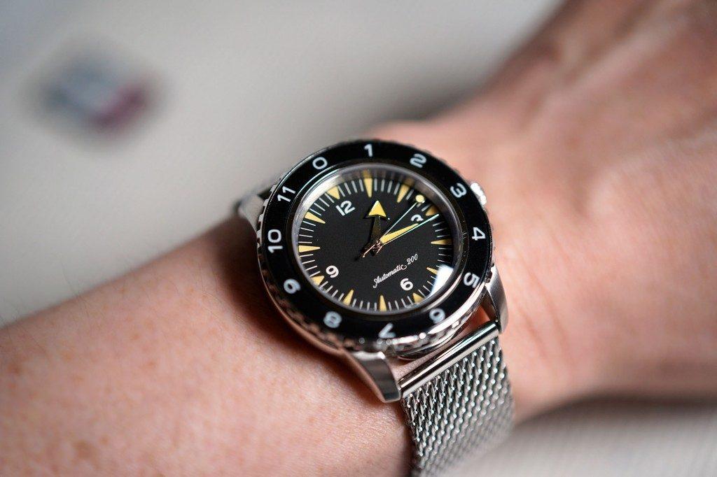 腕時計のカスタマイズ SEIKO 5 SPORTS