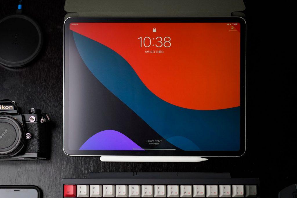 iPad Pro 2020 12.9インチ WiFi + Cellularモデルを購入