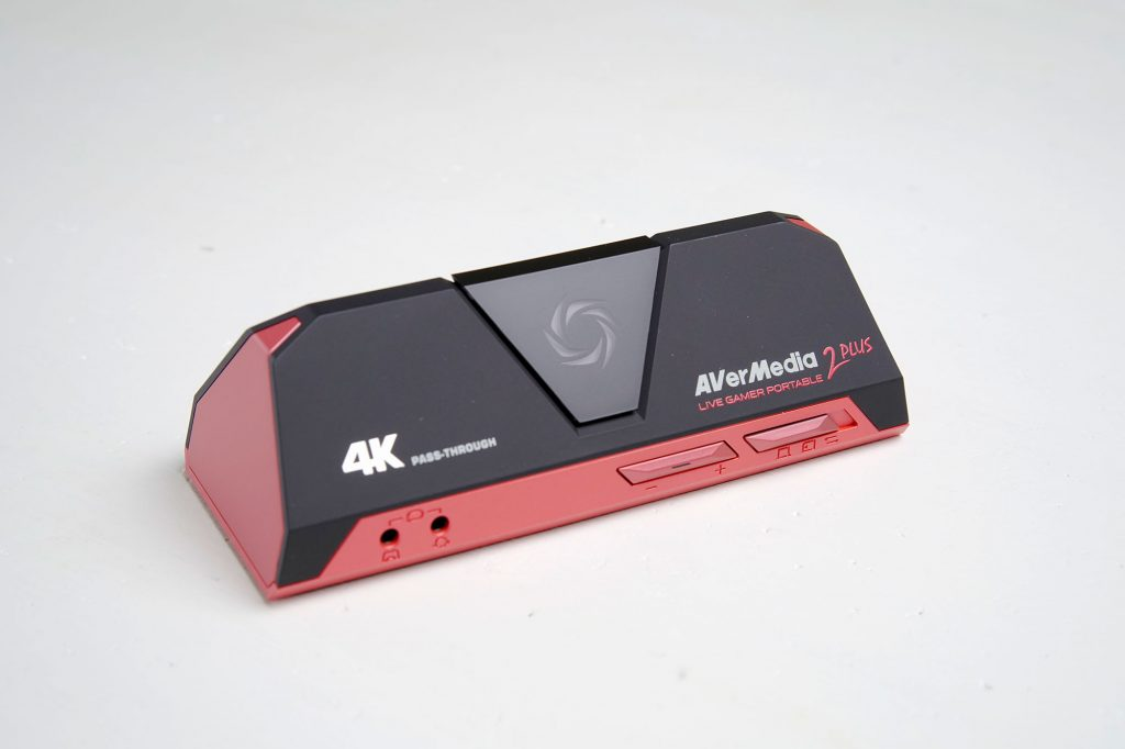 キャプチャーボード「AVerMedia Live Gamer Portable 2 PLUS AVT-C878 PLUS」を導入