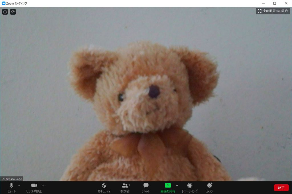 OBS+VirtualCamでミラーレス一眼(α7III)をZOOMのWebカメラとして使う Windows編