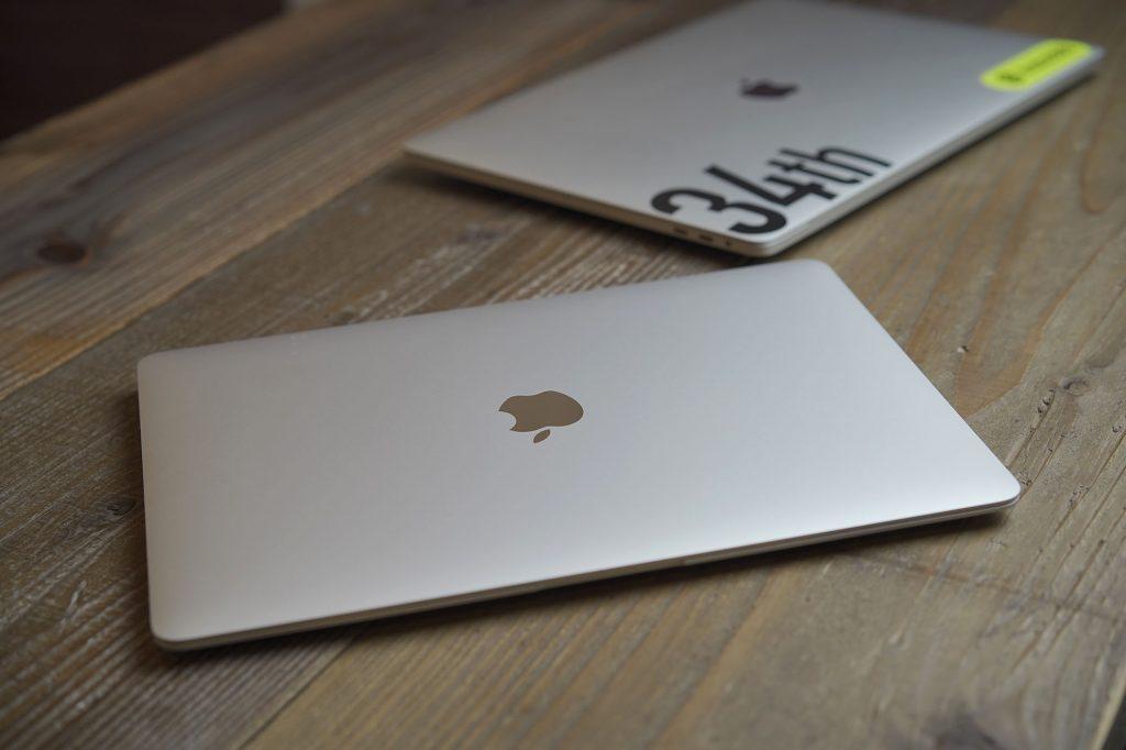 【実機レビュー】M1搭載MacBook Air 16GB 1TB