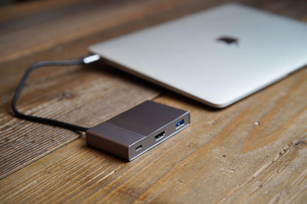 4K60Hz出力やマイク対応3.5mmオーディオジャックを備えたUSB-Cハブ「HyperDrive Gen2 6ポート USB-Cハブ」