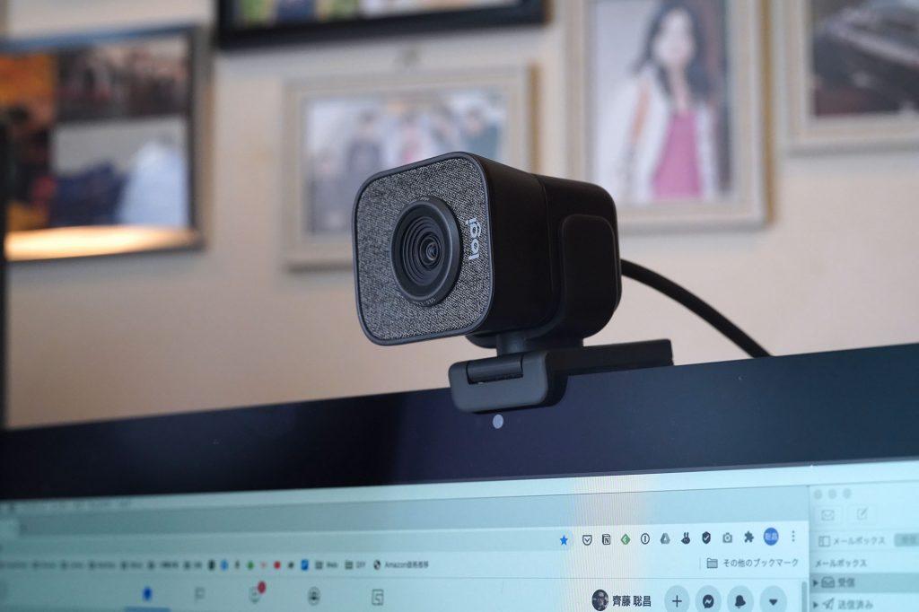 悩ましいWebカメラ問題を解決してくれる ロジクール StreamCam C980をレビュー