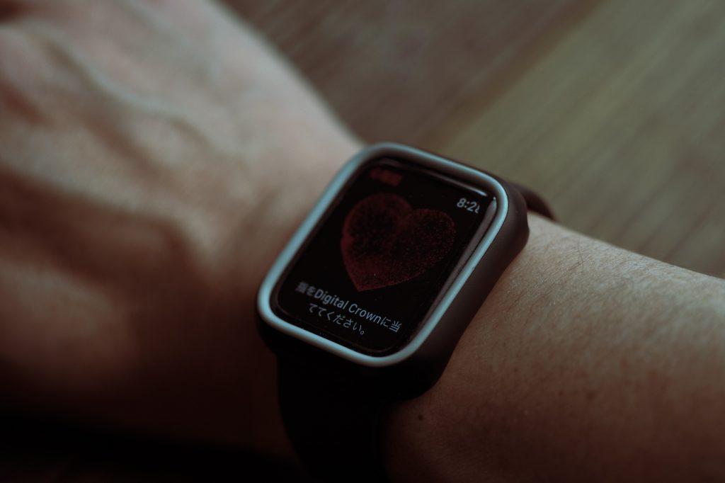AppleWatch6で心電図Appが使えるようになったので早速使ってみた