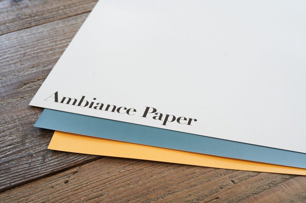 小物撮影用の背景紙はAmbiance Paperがオススメ